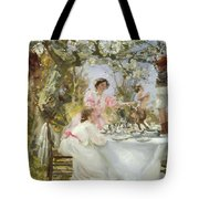 The Little Faun Tote Bag