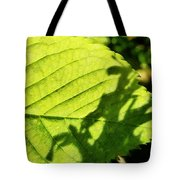 The Little Green Dragon Tote Bag