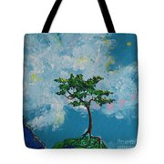 The Little Grove - Little Tree Tote Bag