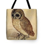 The Little Owl 1508 Tote Bag
