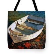 The Little Rowboat Tote Bag