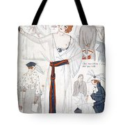 The Little Sins, 1921 Tote Bag