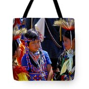 The Little Warriors Tote Bag