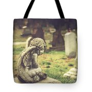 The Littlest Angel Tote Bag