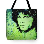 The Lizard King Tote Bag by Chris Mackie