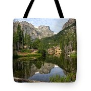 The Loch - Rocky Mountain National Park Tote Bag