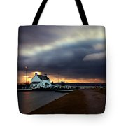 The Lock Keeper's House Tote Bag