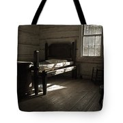 The Log Cabin C.1785 Tote Bag