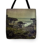 The Lone Cypress Tote Bag