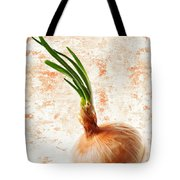 The Lonely Onion Tote Bag