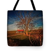 The Long And Winding Road Tote Bag