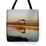 The Long Commute Tote Bag
