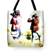 The Long Grass Tote Bag