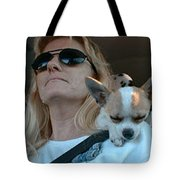The Long Ride Home Tote Bag