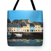 The Long Walk Galway Tote Bag