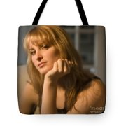The Look 8 Tote Bag