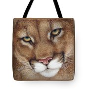 The Look Cougar Tote Bag