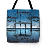 The Looking Glass Reprised Tote Bag