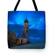 The Lord Is My Light - The Italian Dolomites Tote Bag