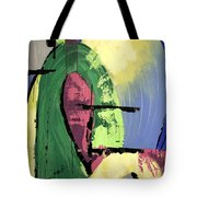 The Lord Is My Shepard Tote Bag