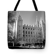 The Lord's House Tote Bag