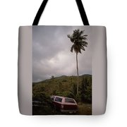 The Lost Cars Tote Bag