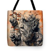 The Lost City - The Sentinel Tote Bag
