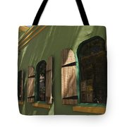 The Lost Parrot Tote Bag