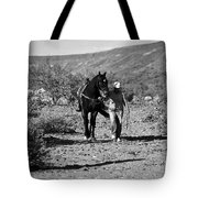 The Lost Shoe Tote Bag