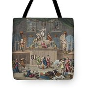 The Lottery, Illustration From Hogarth Tote Bag