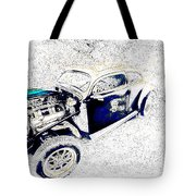 The Love Bug Tote Bag