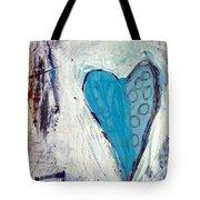 The Love Inside Tote Bag