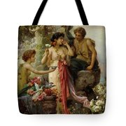 The Love Offering Tote Bag