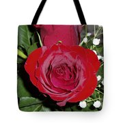 The Lovely Rose Tote Bag