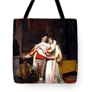 The Lovers Farewell Tote Bag