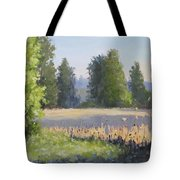 The Lower Field Tote Bag