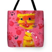 The Lucky Cat Tote Bag