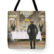 The Lucky Rich, 1896 Tote Bag