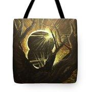 The Luminous Eclipse  Tote Bag