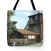 The Lund House Tote Bag