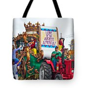 The Lure Of Beads Tote Bag