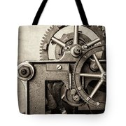 The Machine Tote Bag by Martin Bergsma