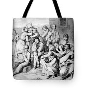 The Madhouse Tote Bag