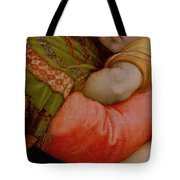 The Madonna Of The Chair Tote Bag