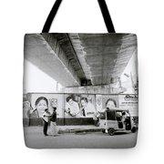 The Madras Street Tote Bag