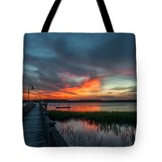 The Magic Hour Tote Bag