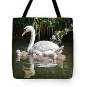 The Magic Of Spring Tote Bag by Gill Billington