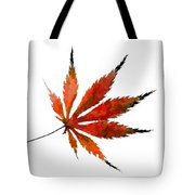 The Magical Colors Of Fall Tote Bag