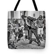 The Magician 3-monochrome Tote Bag