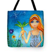 The Magicians Daughter Tote Bag